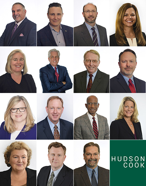 Fifteen Hudson Cook Attorneys Named to Chambers 2020, The Best Lawyers in America©2021